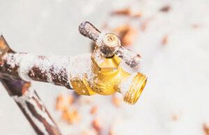 burst pipe claim